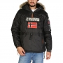 Geographical Norway Boomerang_man in - Nero