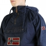 Geographical Norway Chomer_man in Cotone Blu