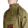 Geographical Norway Chomer_man in Cotone Marrone