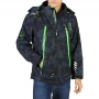 Geographical Norway Torry_man_camo in Poliestere Blu
