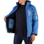 Geographical Norway Tichri_man in Poliestere Blu