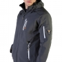Geographical Norway Tichri_man in Poliestere Grigio