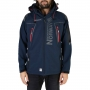 Geographical Norway Techno_man in Poliestere Blu