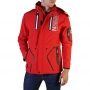 Geographical Norway Tyreek_man in Poliestere Rosso