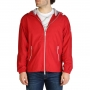 Armani Exchange 3ZZB11_ZNDNZ in Poliestere Rosso