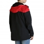 Geographical Norway Afond_man in Poliammide Rosso