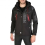 Geographical Norway Techno_man in Poliestere Nero