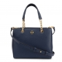Tory Burch 67316 in Pelle Blu