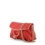 Borbonese 954825-G60 in Pelle Rosso