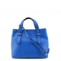 Borbonese 923679-J04 in Pelle Blu